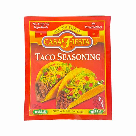 滿點塔可調味料 Casa Fiesta Taco Seasoning Mix